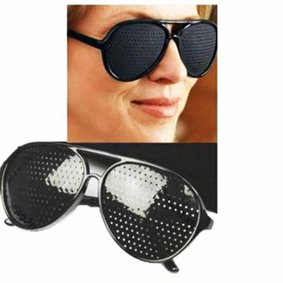 Перфорационни очила за гимнастика и фокус